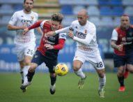 Rimonta show, il Benevento passa a Cagliari