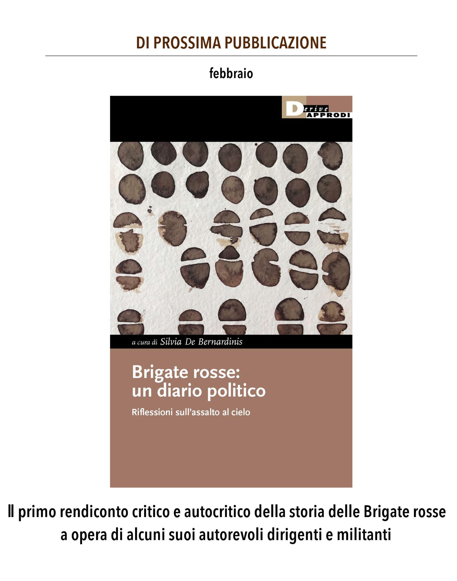 Brigate rosse: un diario politico. Riflessioni sull'assalto al cielo
