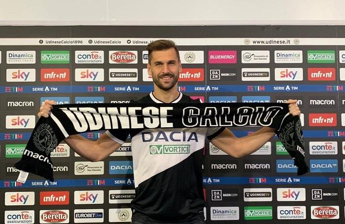 Il Napoli saluta anche Llorente: è dell'Udinese