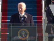 Usa, Biden ha giurato da presidente