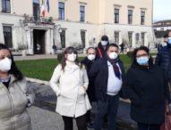 Ospedale civile di Caserta, lavoro a rischio per 70 operatori sanitari interinali