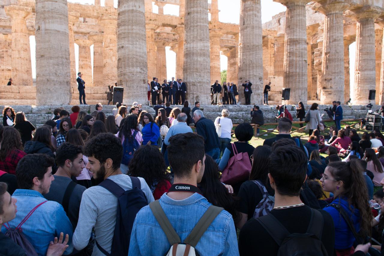 """Ecco il progetto di ricerca """"Turismo Archeologico e Giovani"""""""