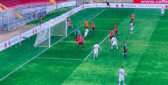 Benevento bloccato dalla Sampdoria