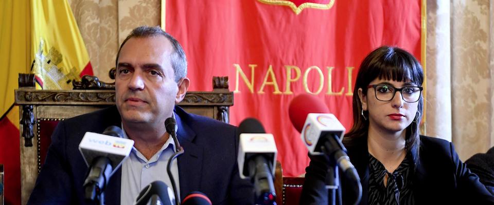 Napoli, Palazzo San Giacomo: si dimette l'assessora De Majo. Correrà con una lista targata Gesco