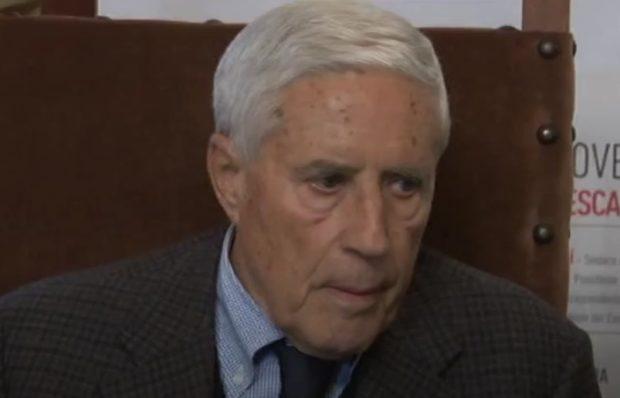 È morto Franco Marini, ex presidente del Senato