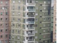 Napoli, incendio in un appartamento: 2 morti nel quartiere di  Fuorigrotta