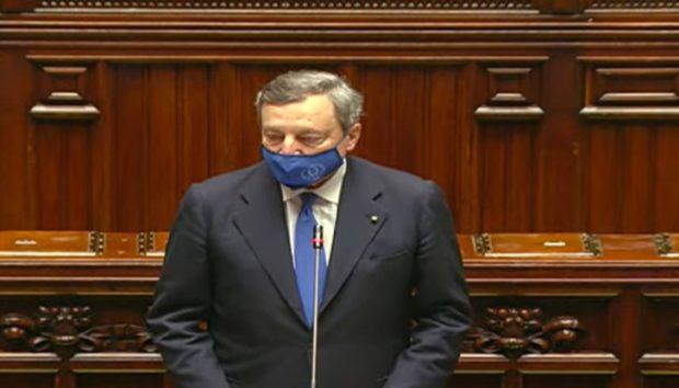 Governo Draghi, fiducia bis alla Camera: nel M5S 16 no