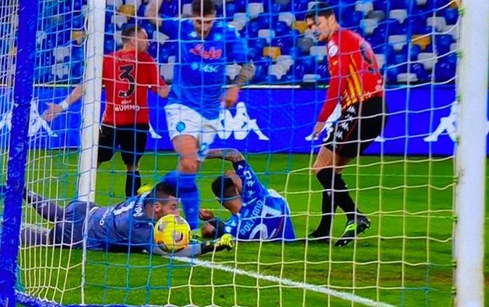 Al  Napoli il derby col Benevento