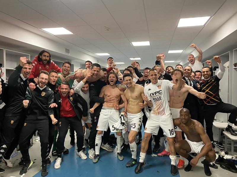 Storico a Torino: il Benevento stende la Juventus