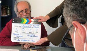 """Il primo ciak del Docufilm """"La verità negata"""" su Angelo Vassallo, il Sindaco Pescatore"""
