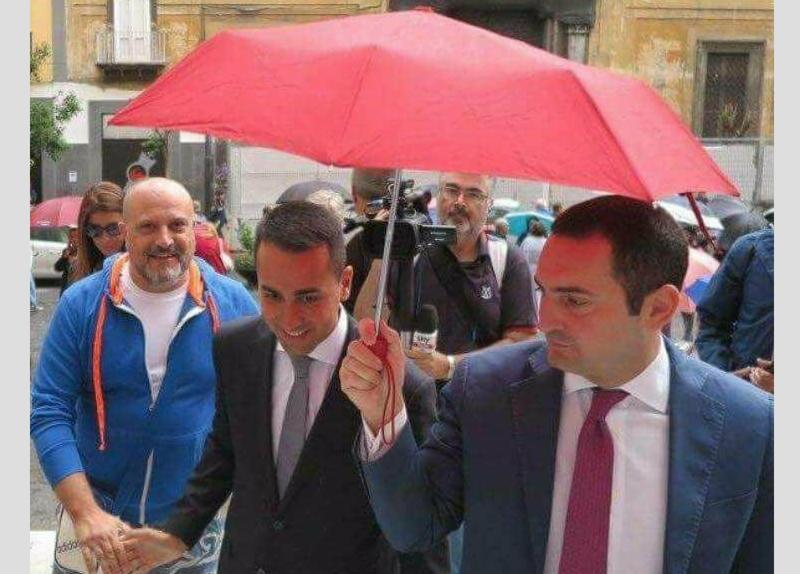 Napoli: Spadafora (M5s) si fa avanti per la candidatura a sindaco