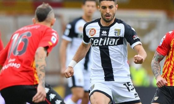 Benevento, col Parma il successo sfuma nel finale