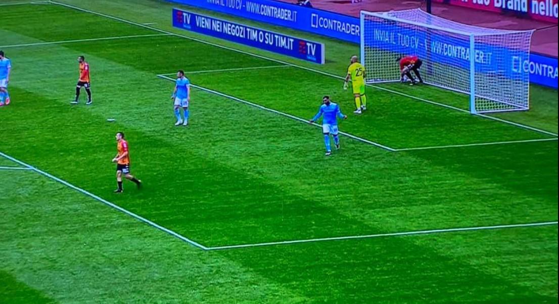 Benevento indomito, ma con la Lazio è ko pirotecnico