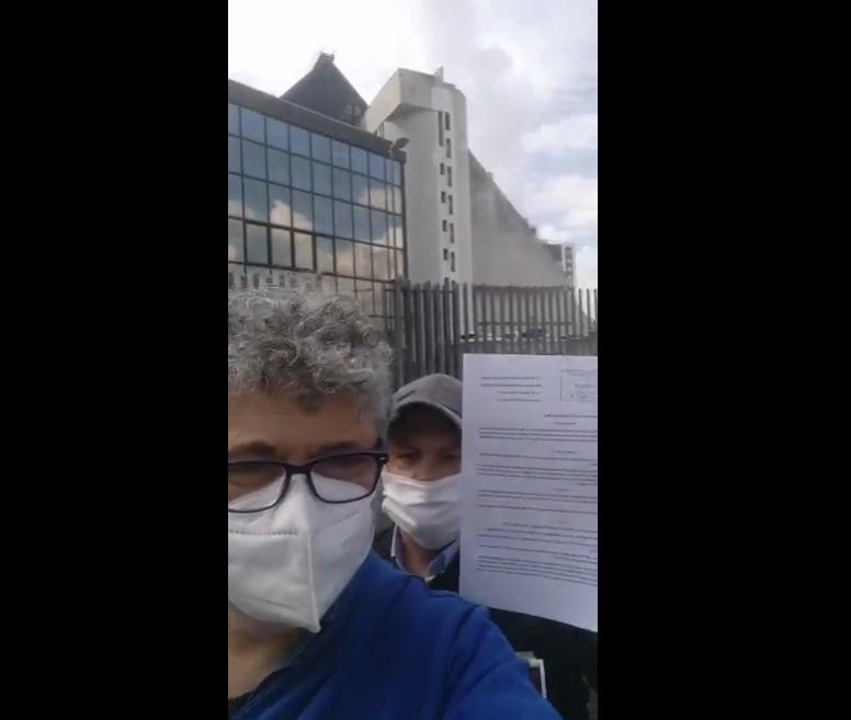 Napoli, operai denunciano Mediaset e ArcelorMittal
