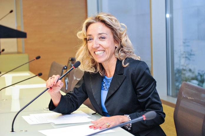 Napoli, l'imprenditrice Roberta Vitale nuovo presidente Cfs