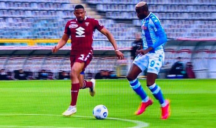 Torino al tappeto, balzo Champions del Napoli