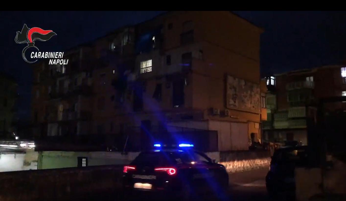 Napoli, operazione carabinieri al Rione Traiano: 12 misure cautelari