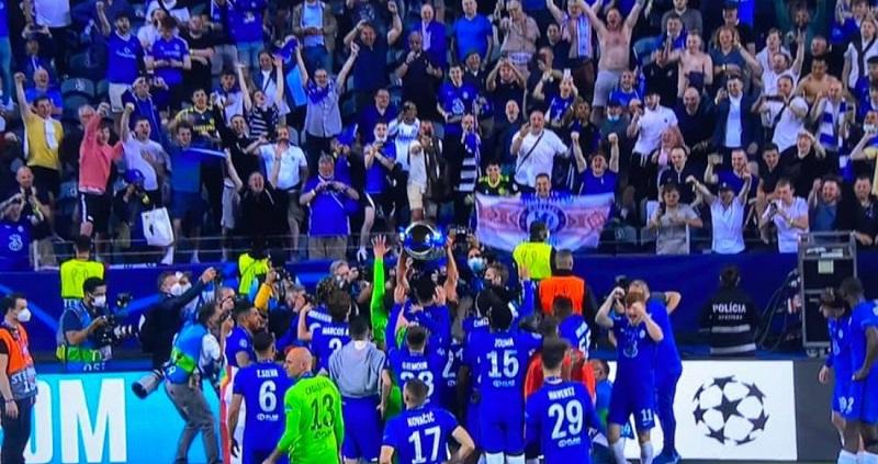 Champions, trionfa il Chelsea: disperazione City