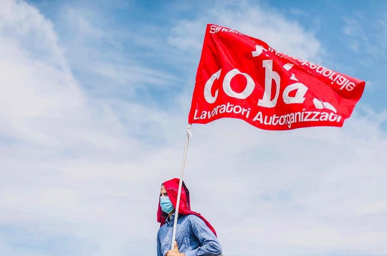Napoli, i portuali non caricano le armi per Israele e solidarizzano con i palestinesi