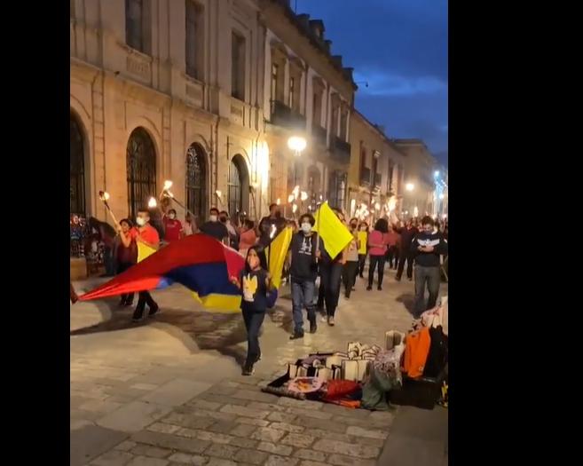 Voci dalla Colombia, terzo incontro