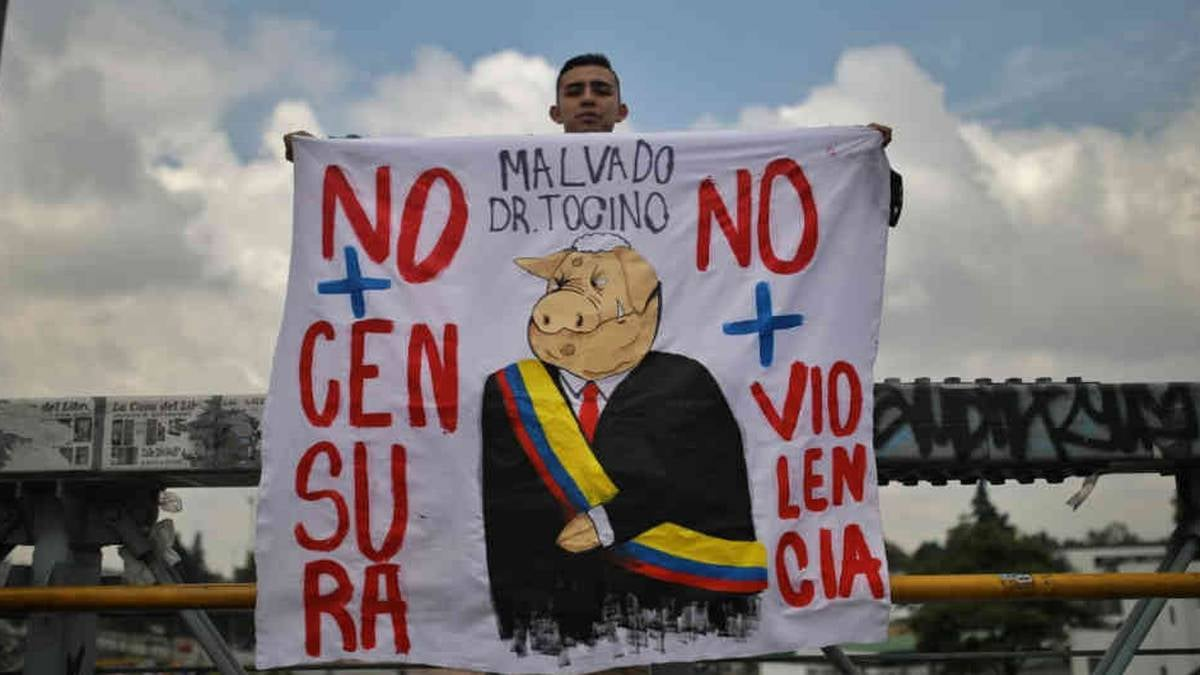 Colombia, la rivolta dei giovani in difesa del diritto all'istruzione