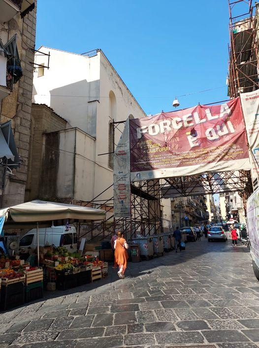 Napoli, nel quartiere Forcella riapre l'area archeologica