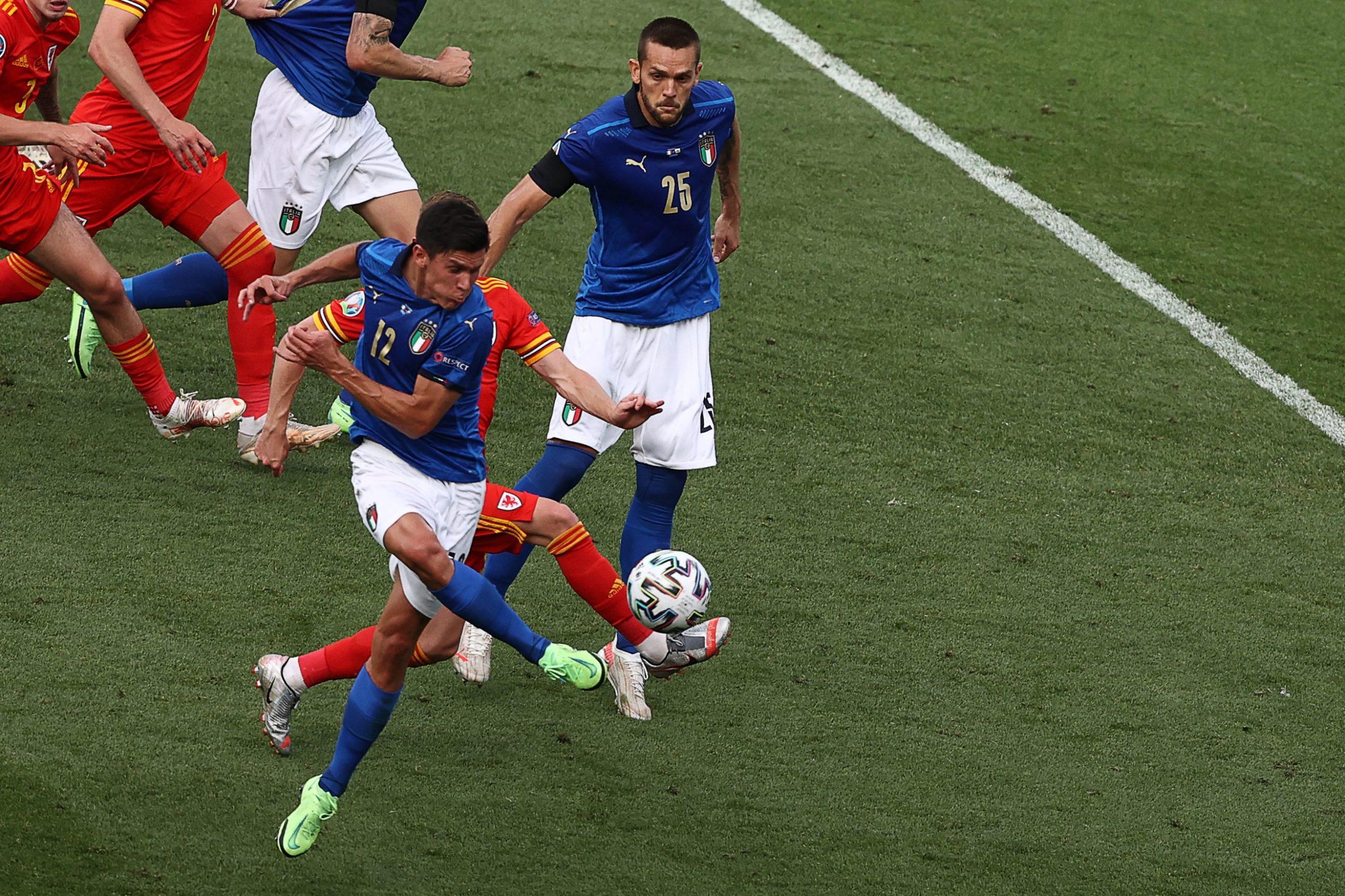 Europei, l'Italia 2 centra l'en plein