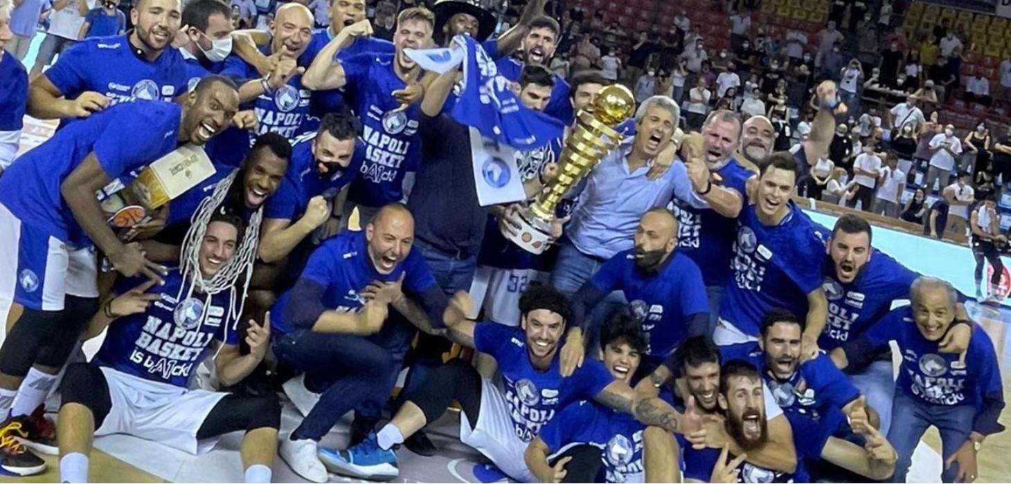 Basket, Napoli torna in serie A dopo 13 anni