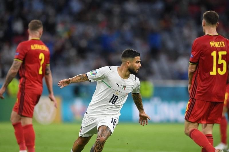 Supergol Insigne, Belgio ko: Italia in semifinale agli Europei