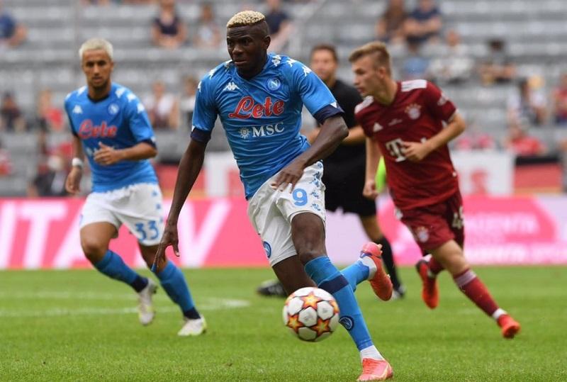 Napoli, che sfizio: 3-0 al Bayern in casa sua