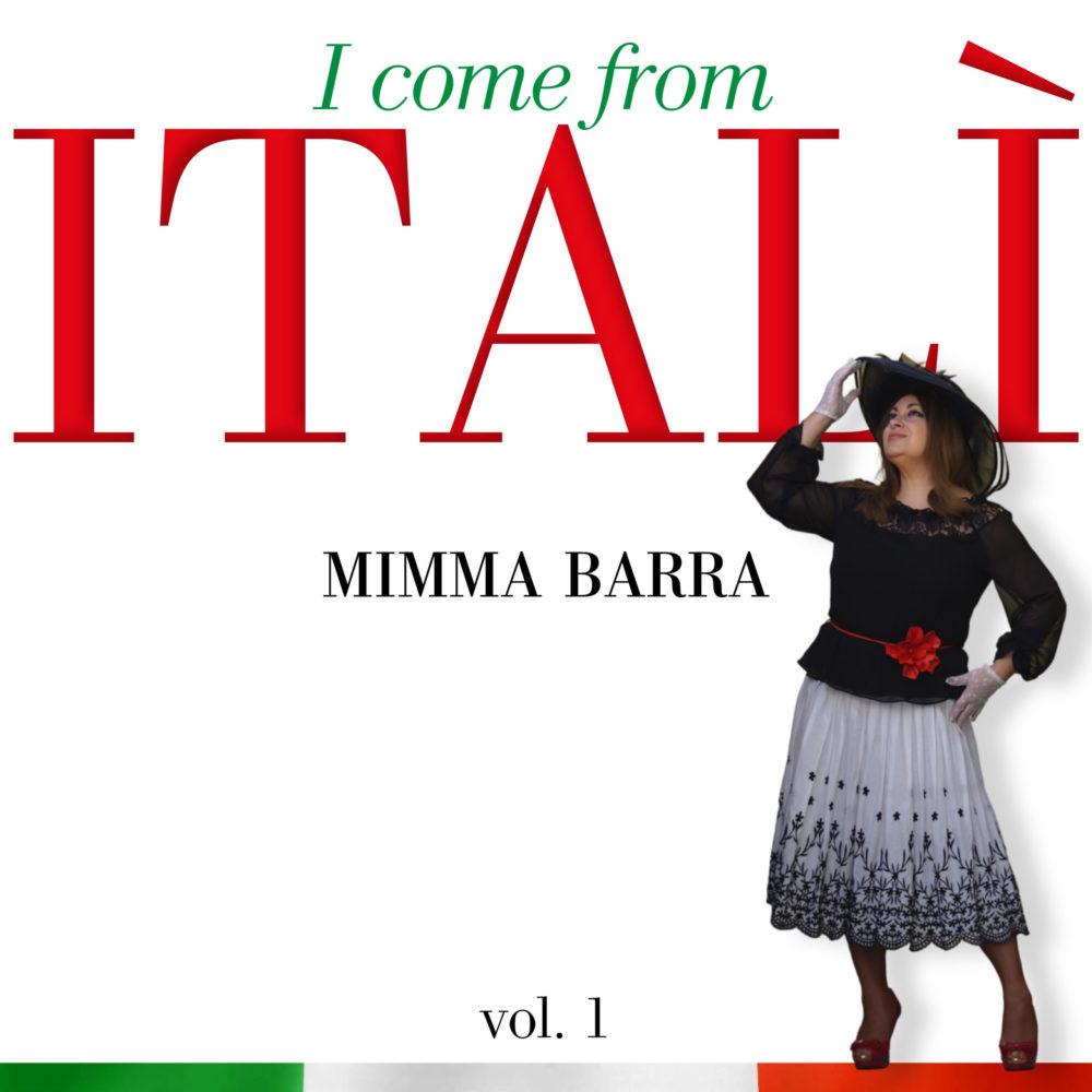 Mimma Barra canta la musica italiana nel mondo in cinque lingue