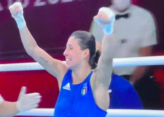 Boxe Olimpiadi, per l'oplontina Irma Testa è certa una storica medaglia