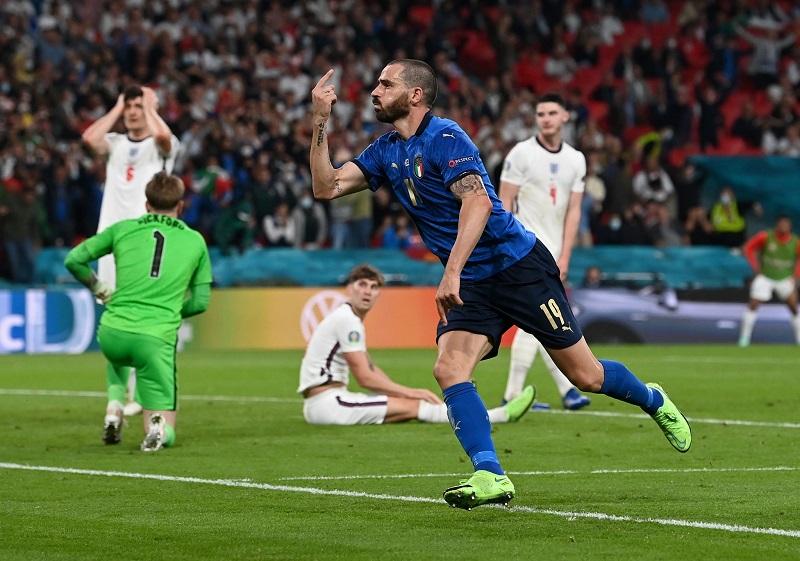 Finale Europei, Italia-Inghilterra 1-1: si va ai supplementari