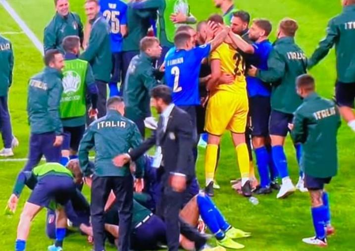 Europei, l'Italia mata la Spagna ai rigori e vola in finale