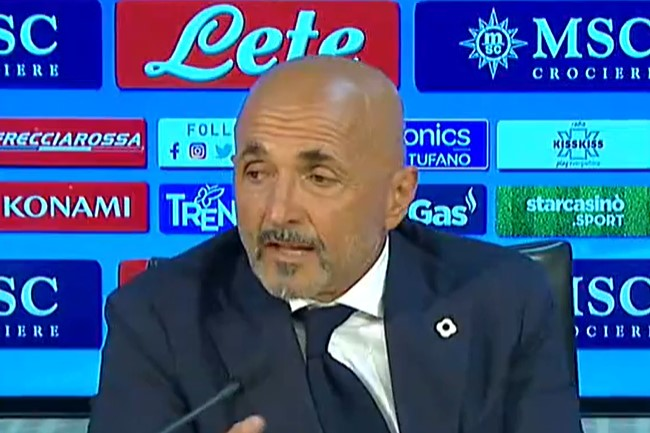 """Napoli, Spalletti si presenta: """"Orgoglioso di allenare nella città di Maradona"""""""