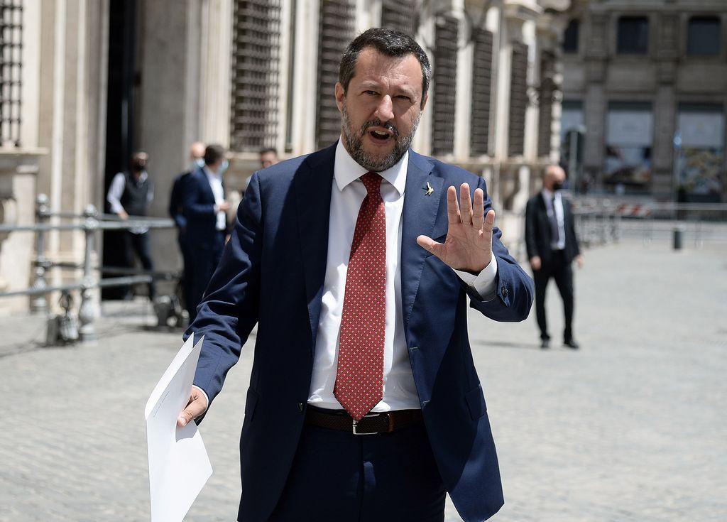 Green pass, Salvini: parlare di licenziamenti è incredibile