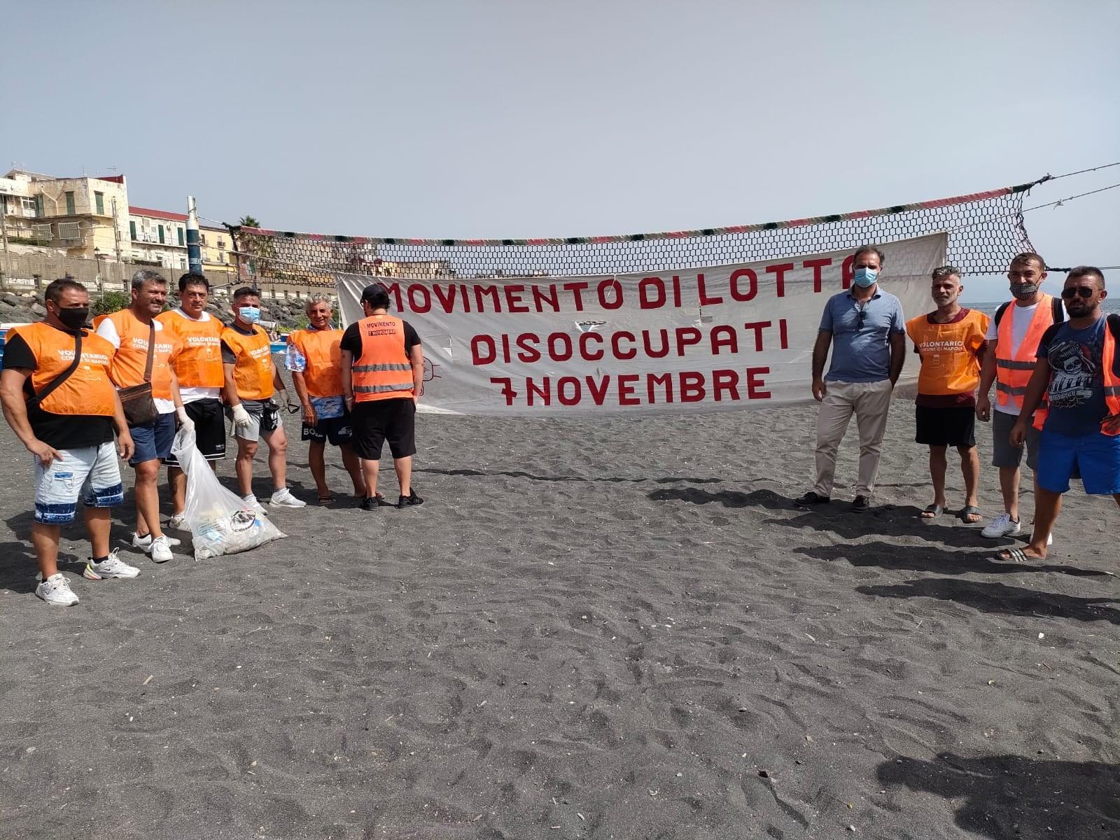 Napoli, Bassolino e Maresca sostengono lo sciopero a rovescio dei disoccupati