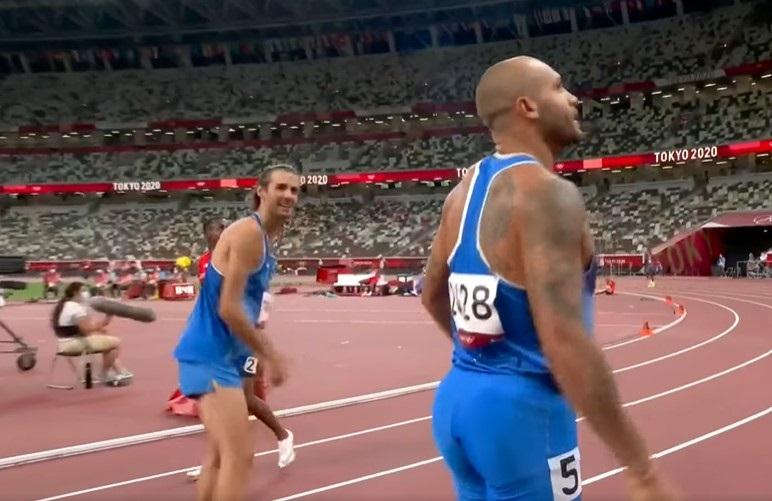 Tamberi e Jacobs, due ori olimpici nel giorno storico dell'atletica italiana
