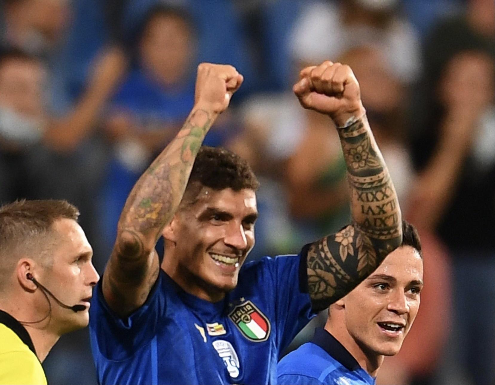 Qualificazioni Mondiali, manita dell'Italia alla Lituania