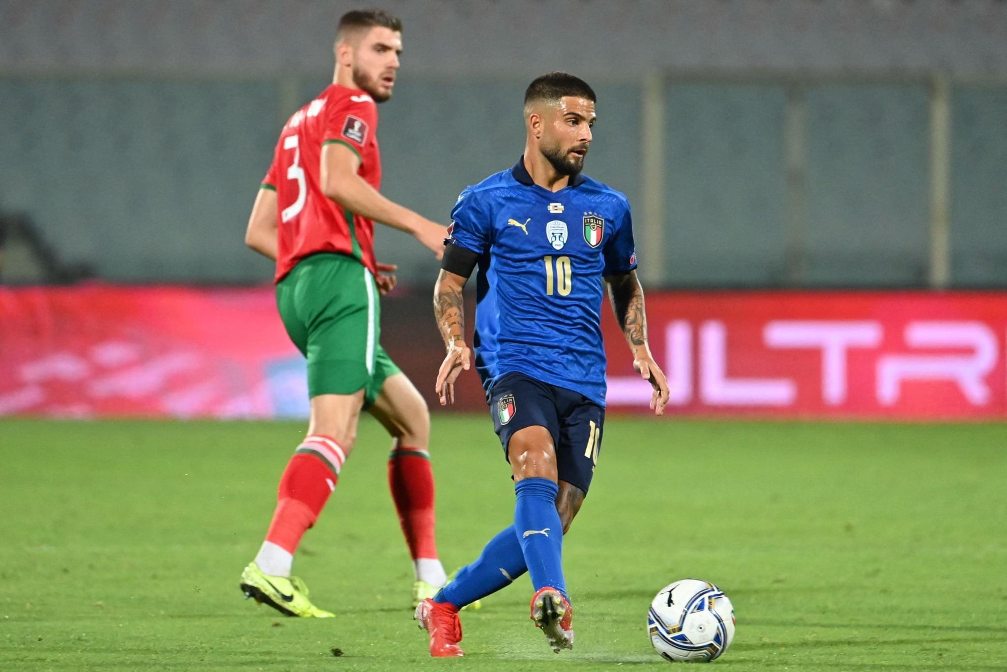 Qualificazioni Mondiali, l'Italia stecca con la Bulgaria