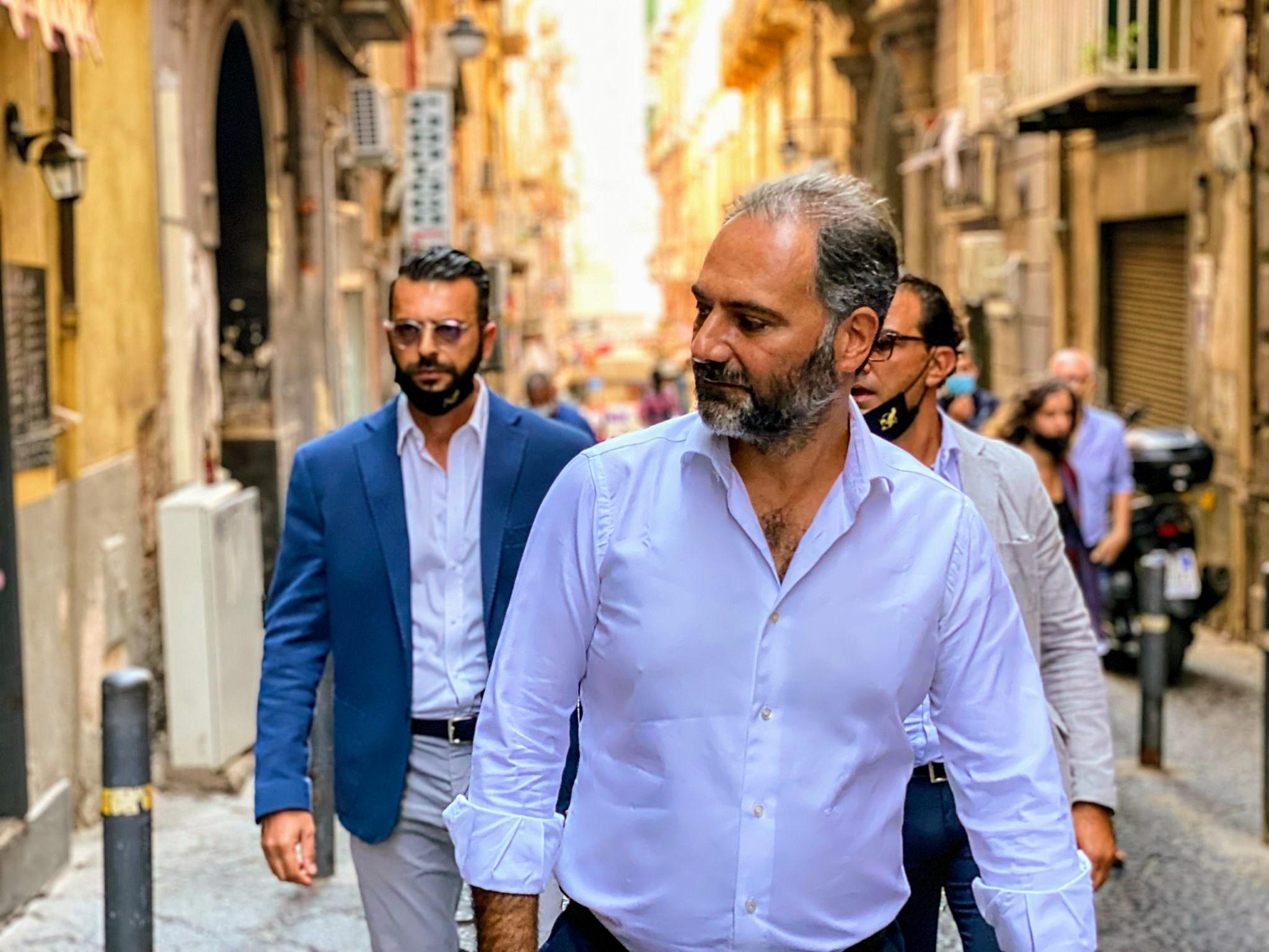 Napoli, il Consiglio di Stato boccia due liste di Maresca