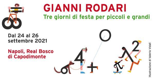 Napoli, il Festival 'Gianni Rodari' al Bosco di Capodimonte. Tre giorni di festa per i bambini