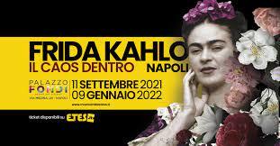 Napoli accoglie la mostra dedicata a Frida