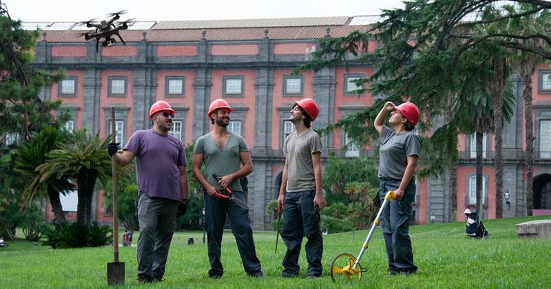 Campania, bando pubblico per il corso di tecnico superiore restauro architettonico edifici, parchi e giardini