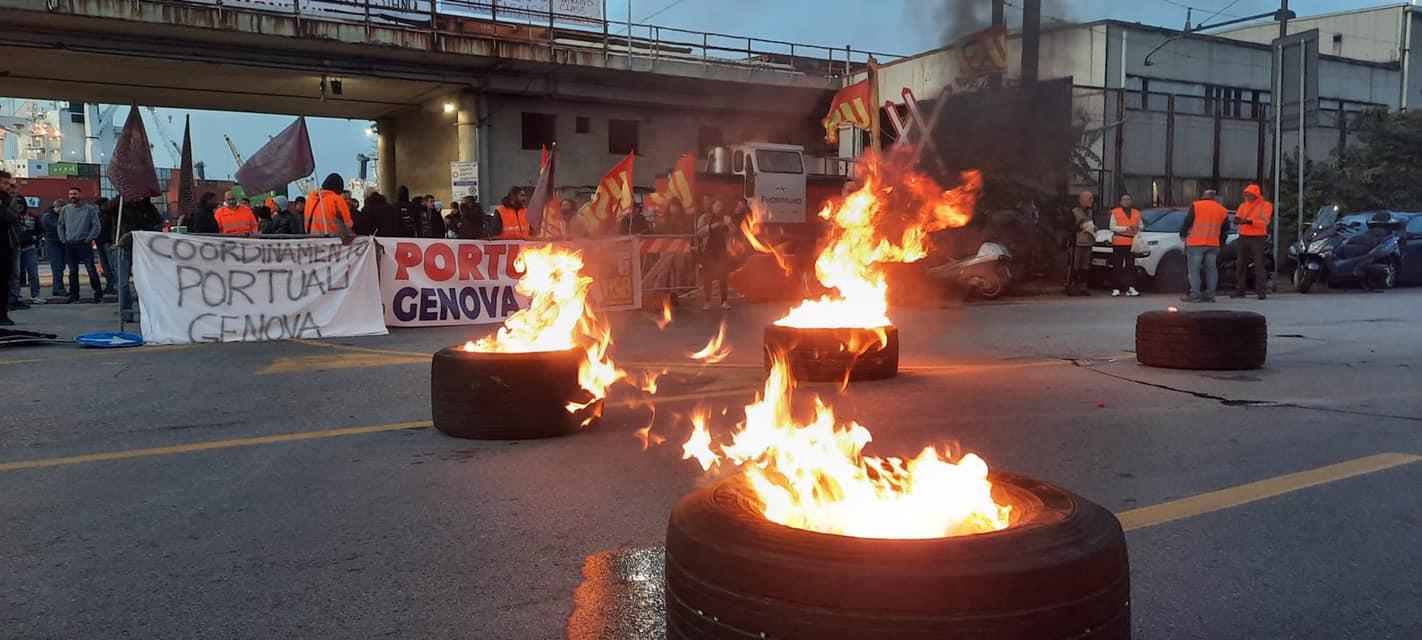 """Il Fronte del Porto contro il Green Pass: """"Confermiamo blocco il 15 ottobre a Trieste e in altre città italiane"""""""