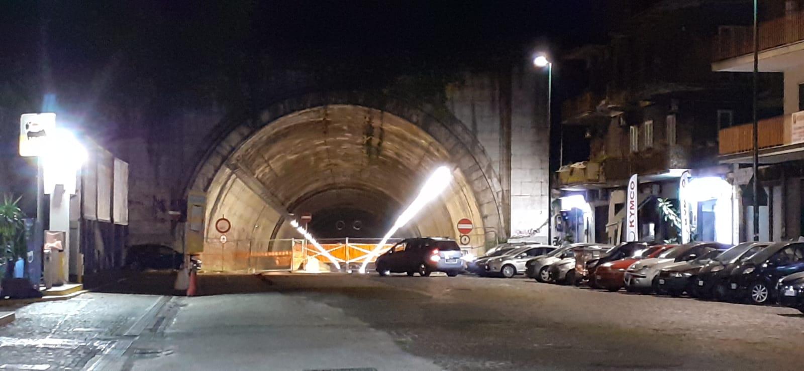 """Napoli, Manfredi: """"infiltrazioni nella Galleria 4 Giornate c'erano da mesi. E' inaccettabile il blocco"""""""